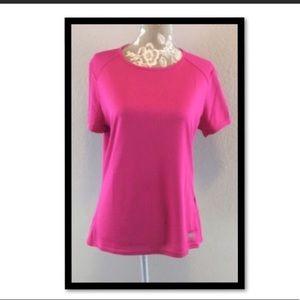 Adidas Short Sleeve T Pink